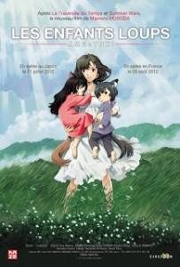 Les Enfants Loups, Ame et Yuki image2-203x300